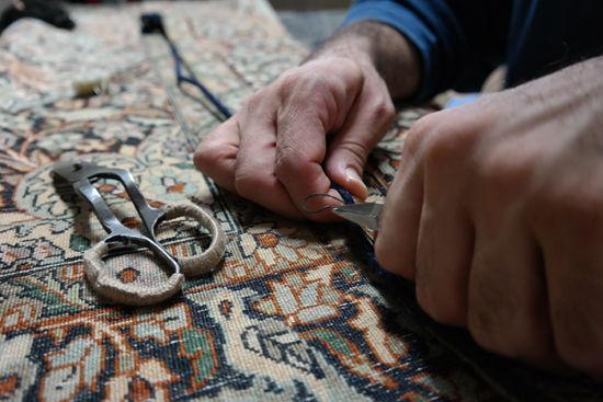 Carpets Reapir -IRANA TAPPETI PERSIANI- Milan- Cinisello Balsamo-