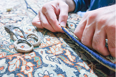 Carpet Repair-IRANA PERSIAN CARPETS- Milano- Cinisello Balsamo-