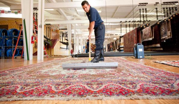 lavare tappeto orientale / irana tappeti