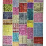 SAM_2167 , patchwork multi red 300 x 200cm