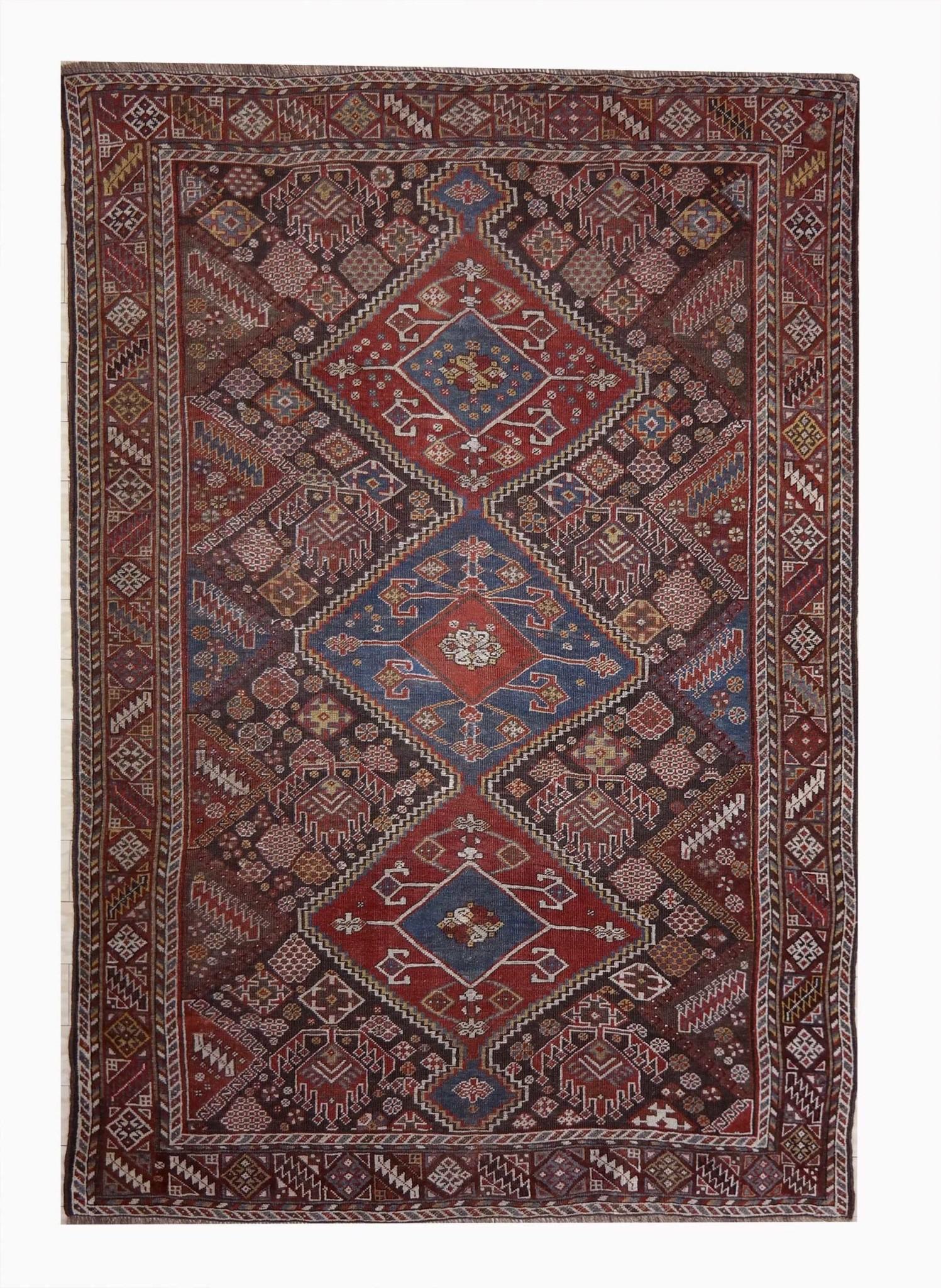 SAM_6045 gashgai antico 1800 , 195 x 147cm in offerta 4800,00