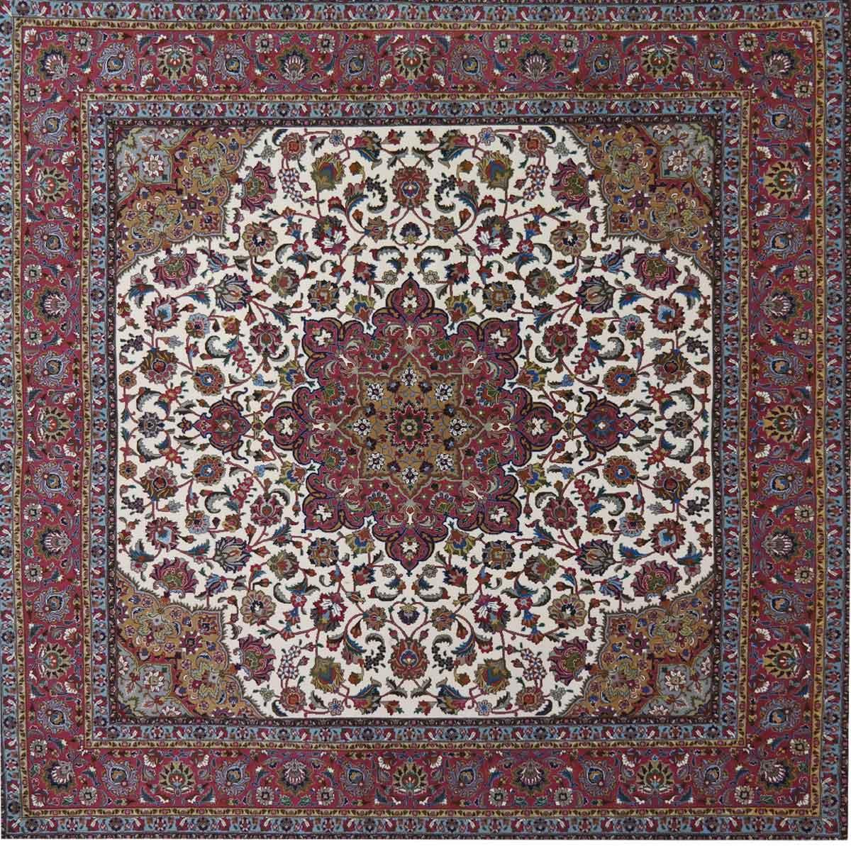 Tabriz 60 Raj carpet