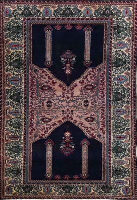 Tappeto persiano Shahreza