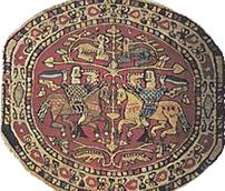 Usare colori minerali nella tintura dei tappeti