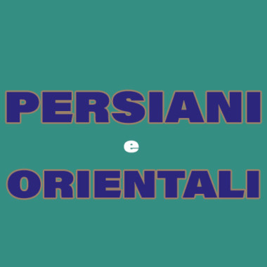 PERSIANI,ORIENTALI