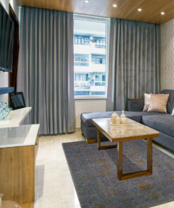 Extra modern Zigler carpet
