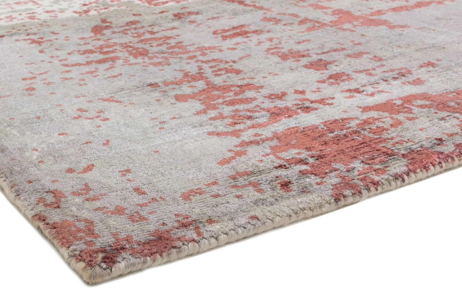 Tappeto Asiatic moderno Gatsby red