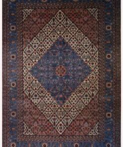 Hand knotted Erivan carpet